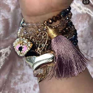 7 bracelets ~hand made